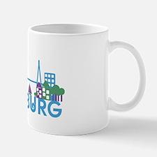 Cute Hamburg Mug
