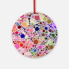 Bubble Fun 02 Ornament (Round)