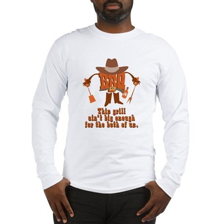 BBQ Showdown Gifts Long Sleeve T-Shirt
