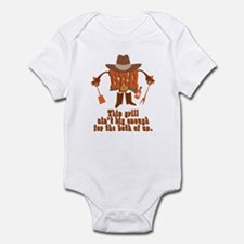 BBQ Showdown Gifts Infant Bodysuit