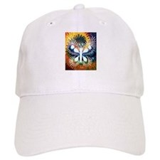 Chrysalis Rainbow Baseball Cap