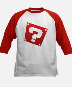 Warped Question - Red Baseball Jersey