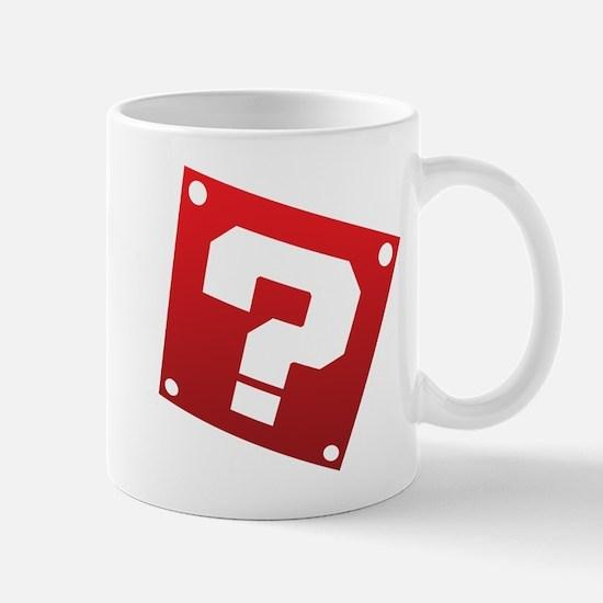 Warped Question - Red Mugs