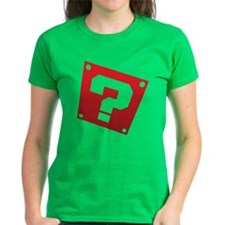 Warped Question - Red T-Shirt