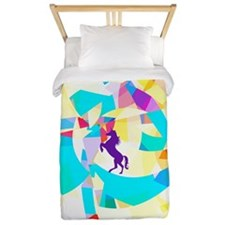 Unicorn World, Twin Duvet