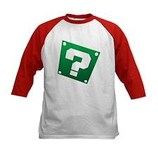 Warped Question - Green Baseball Jersey