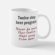 Twelve step Mugs