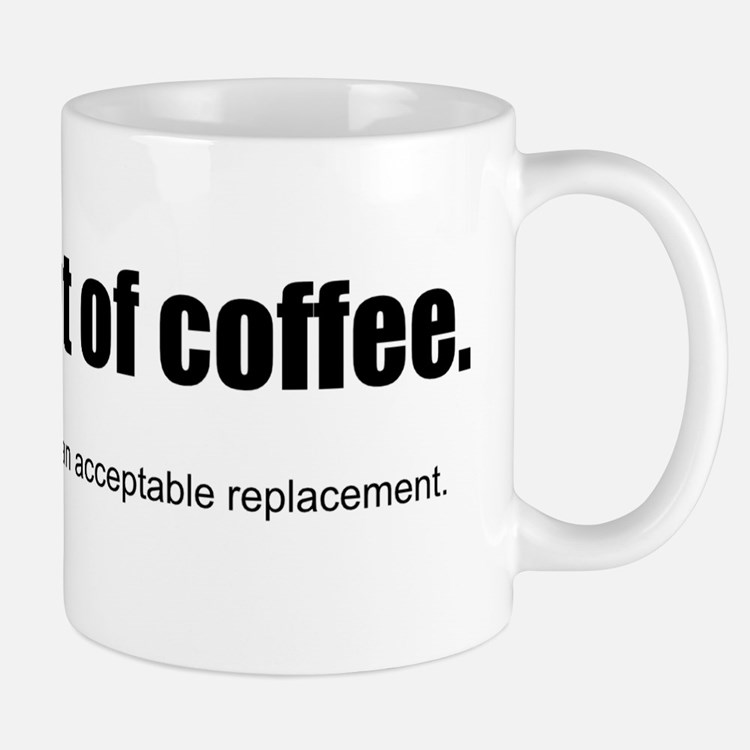Wine replacement Mugs