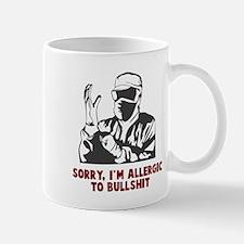 Allergic Bullshit Mugs