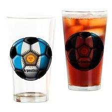 Argentina Ball Drinking Glass