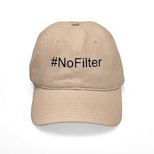NoFilter Baseball Baseball Cap