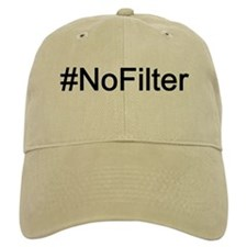 NoFilter Baseball Cap