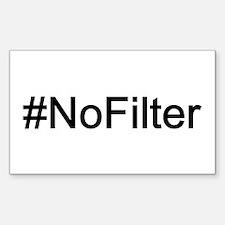 NoFilter Decal