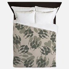Claws Camo Queen Duvet