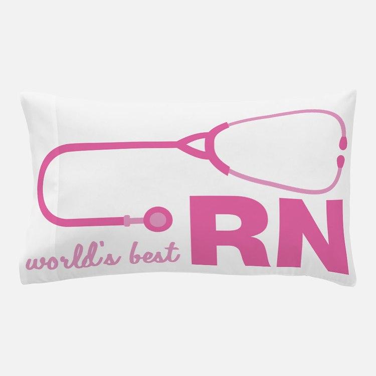 World's Best RN Pillow Case