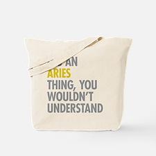 Aries Thing Tote Bag