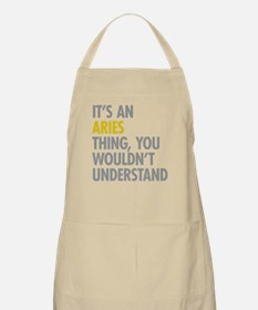 Aries Thing Apron