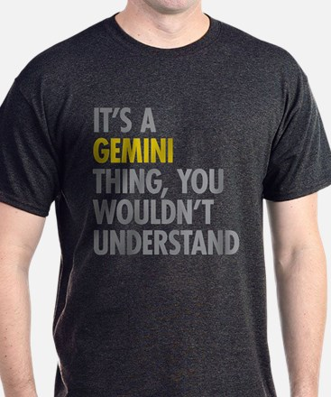 Gemini Thing T-Shirt