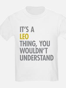 Leo Thing T-Shirt