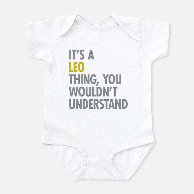 Leo Thing Infant Bodysuit