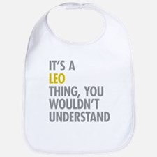 Leo Thing Bib