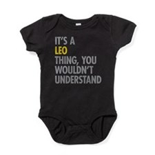 Leo Thing Baby Bodysuit