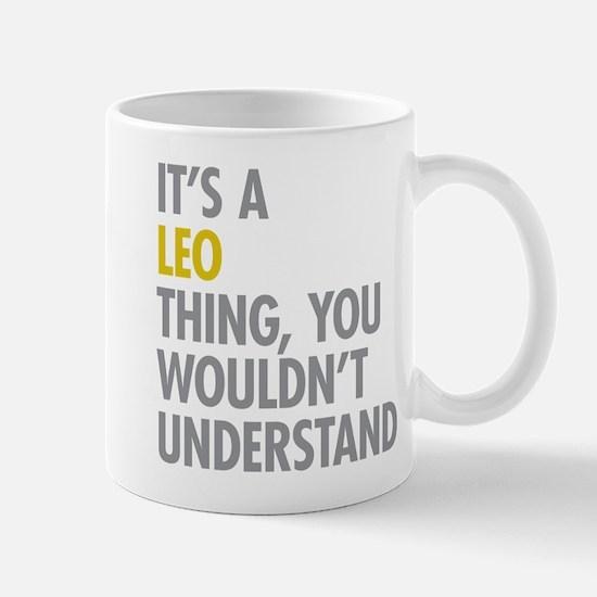 Leo Thing Mug