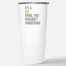 Leo Thing Travel Mug
