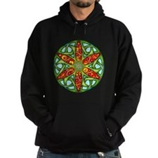 Celtic Summer Mandala Hoody