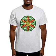 Celtic Summer Mandala T-Shirt