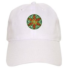 Celtic Summer Mandala Baseball Cap