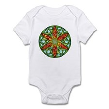 Celtic Summer Mandala Infant Bodysuit