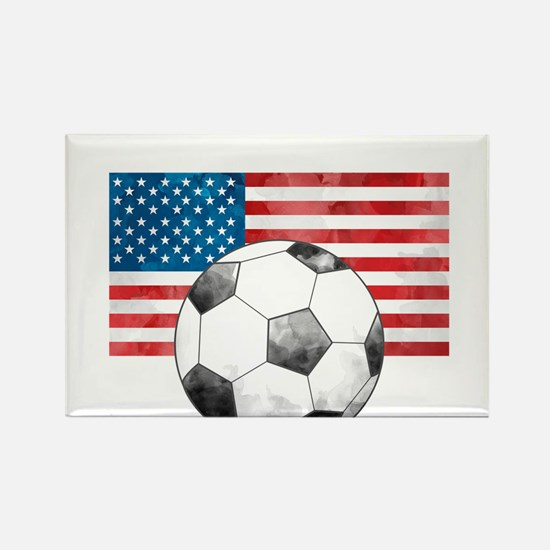 USA Soccer Magnets