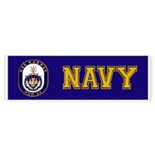 DDG-64 USS Carney Bumper Sticker