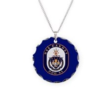 DDG-64 USS Carney Necklace
