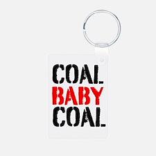 Coal Baby Coal Keychains