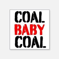 Coal Baby Coal Sticker