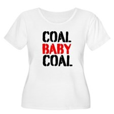 Coal Baby Coal Plus Size T-Shirt