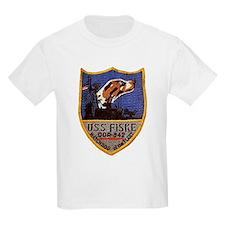 USS FISKE T-Shirt