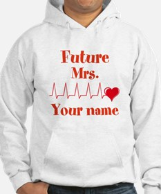 Personalizable Future Mrs. __ Hoodie