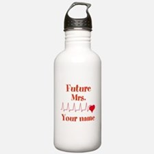 Personalizable Future Water Bottle