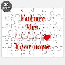 Personalizable Future Mrs. __ Puzzle