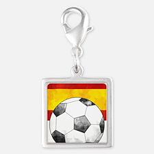 Spain Futbol Charms