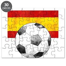 Spain Futbol Puzzle