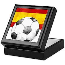 Spain Futbol Keepsake Box