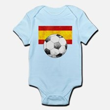 Spain Futbol Body Suit
