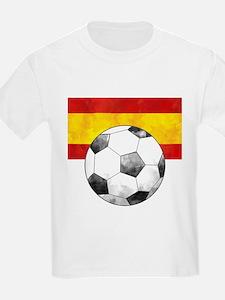 Spain Futbol T-Shirt