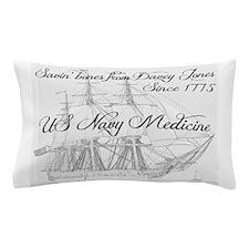 Saving Bones from Davey Jones II Pillow Case