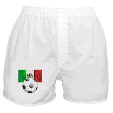 Mexico Futbol Boxer Shorts