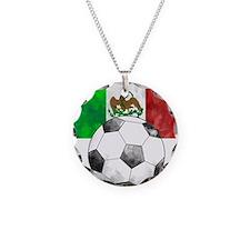 Mexico Futbol Necklace